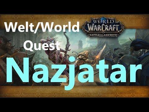 Wahnsinnsverseuchung WoW Welt/World Quest By IZocke
