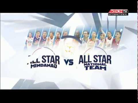 PBA ALL STAR  2018 Highlights: MINDANAO VS SMART MAY 23, 2018