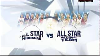 PBA All-Star 2018 Highlights: Mindanao All-Stars vs All-Star National Team May 23, 2018