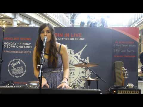 Lauren Aquilina - King (HD) - Kings Cross, St Pancras - 03.05.13