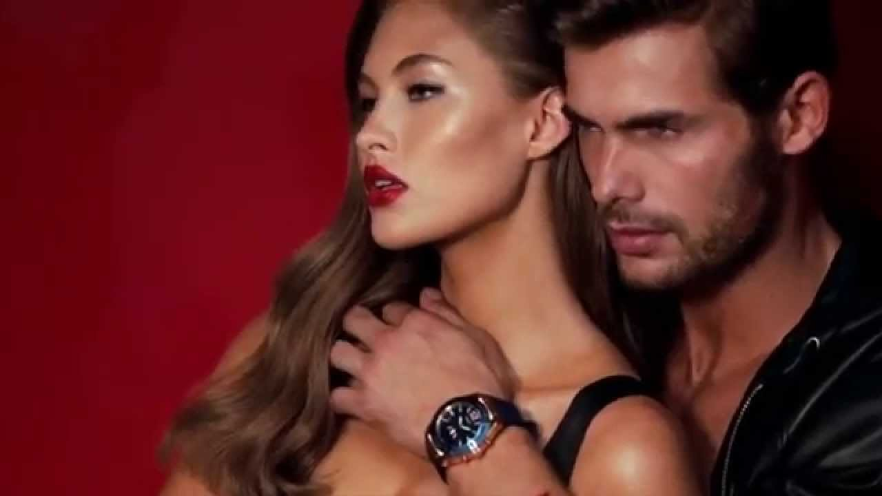 pics GUESS Holiday 2015 Ad Campaign