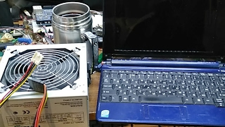 Жөндеу ББ ПК + Ноутбук құлағаннан кейін