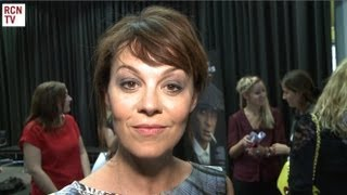 Helen McCrory Interview Peaky Blinders