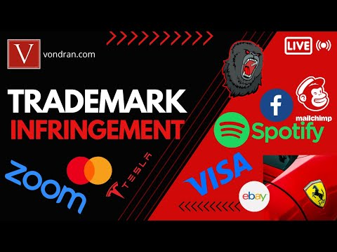 Trademark Infringement Damages by Attorney Steve