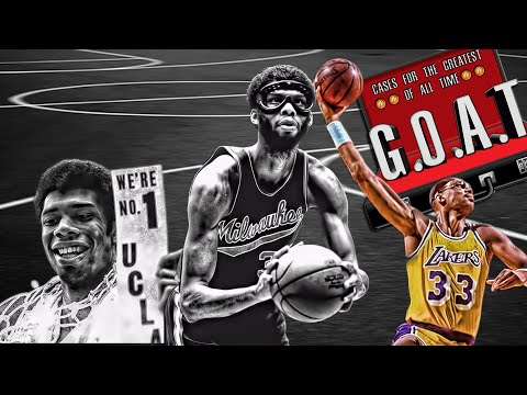 Kareem Abdul Jabbar: Cases for the greatest of all time