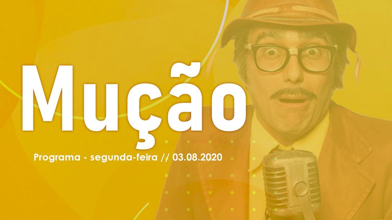 Programa - 03.08.2020