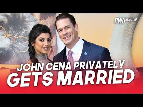 John Cena Gets Married In Private Ceremony In Tampa