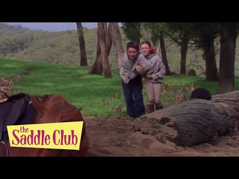 The Saddle Club - Over the Bit | Season 01 Episode 14 | HD | Full Episode