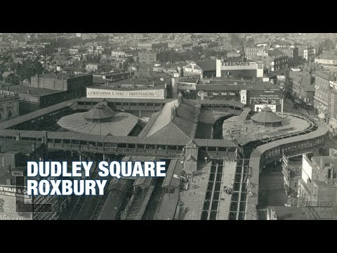 The Boston History Project: Dudley Square Roxbury