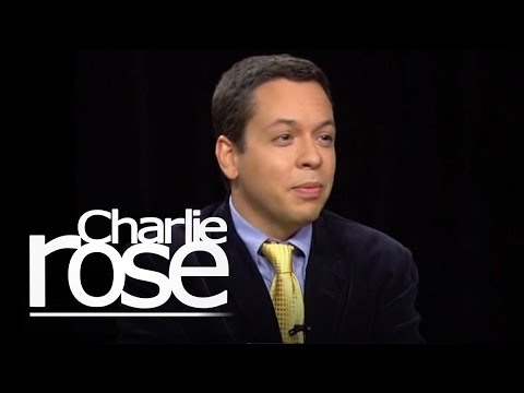 Markos Moulitsas Talks With Charlie Rose | Charlie Rose