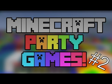 #2 Minecraft Party  1.8.8  -  (Sobrecem joga)