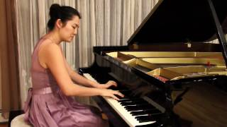 Esther Shin Chuang plays Rachmaninoff Prelude, Op.32 No.12, G# minor