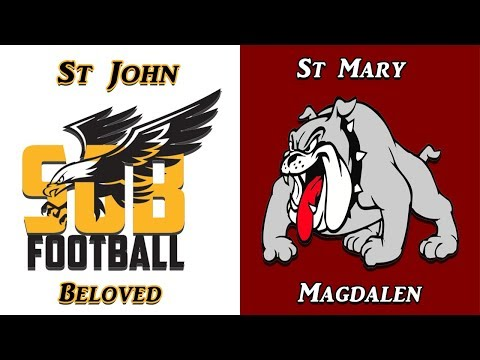 St Mary Magdalen vs St John the Beloved Varsity CYM Championship