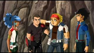 Redakai  Conquer the Kairu  Season 2, Episode 24 The Spreading of the Shadow