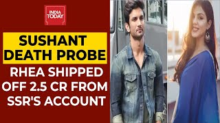 Sushant Singh Rajput's Fixed Deposit Allegedly Reduced From From 4.5 Cr To 2 Cr, Says Sources