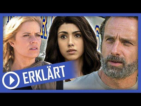 The Walking Dead Universum: Die richtige Reihenfolge erklärt mit TWD, Fear und World Beyond