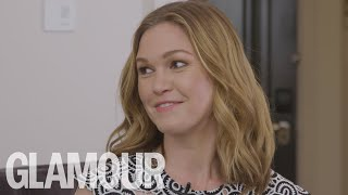 GLAMOUR UNFILTERED: Julia Stiles