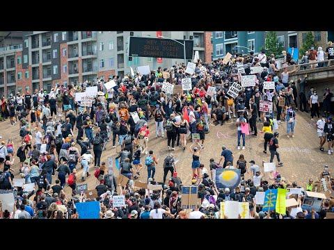 Protestors Confront Austin Police, Demand Justice For Officer-involved Deaths