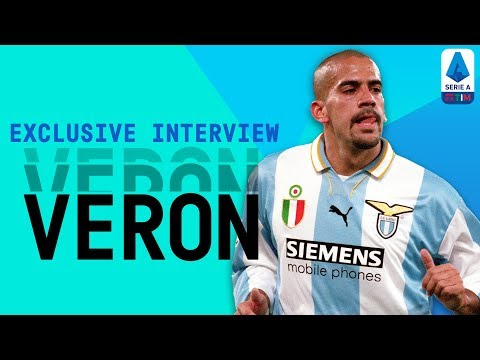 La Brujita! | Juan Sebastian Veron | Exclusive Interview | Serie A