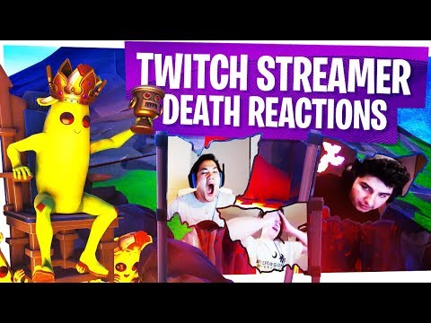FORTNITE TWITCH STREAMERS REACT to me KILLING THEM! - Fortnite Funny Rage Moments ep25