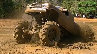 CHEVY MUD TRUCKS OF THE SOUTH GO DEEP!!!