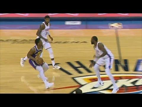 Mitchell Halfcourt 3! Westbrook 6th Triple Double! 2018-19 NBA Season