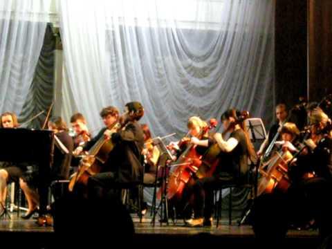 Сен-Санс К. - Концерт №3 для скрипки с оркестром, ч. I