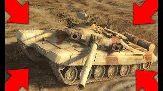 Т-90 ЗАМЕЧЕН В WoT | ЭТО ЖЕ 11лвл??!!!!