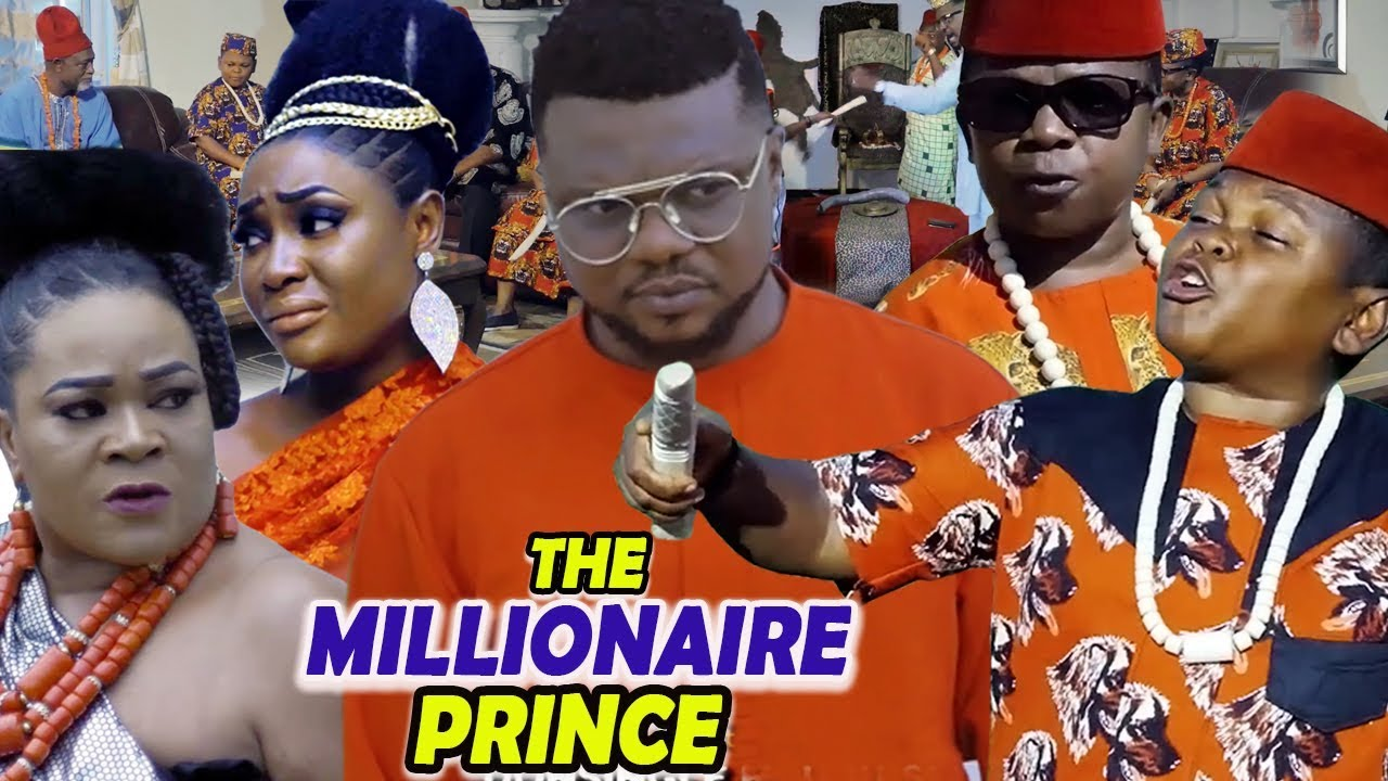 Download The Millionaire Prince Season 7 & 8 - ( Ken Erics / Aki & Pawpaw ) 2019 Latest Nigerian Movie