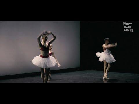SUCY BACKSTAGE - Ballet Preljocaj - Ghost / Still life