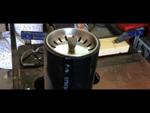 homemade woodgas wet scrubber part 1