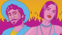 Zeeba & Manu Gavassi - Eu Te Quero (Lyric Video Oficial)