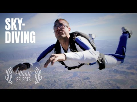 Dan Brodsky-Chenfeld's Skydiving Accident and Inspirational Recovery