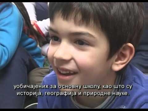 Brook Hill International school Belgrade  - Year 2 -  Razred 2