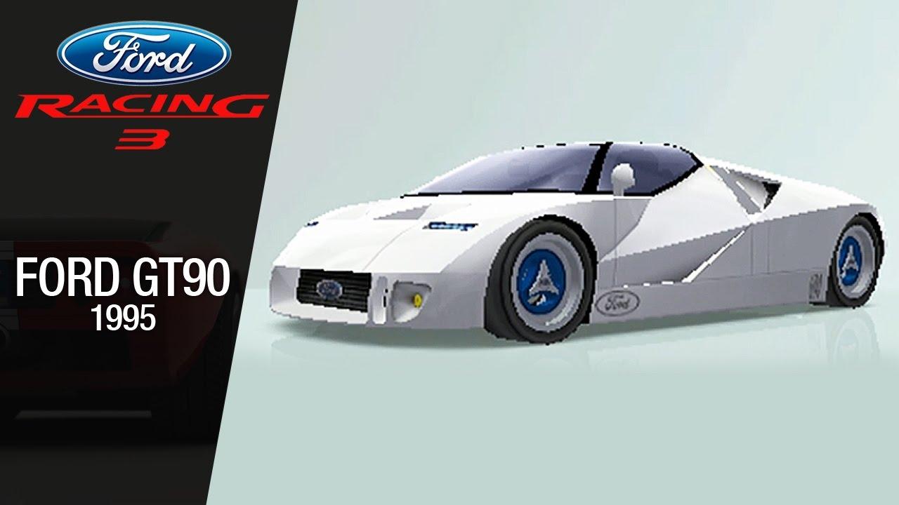 Ford racing 3 ford gt90 concept 1995