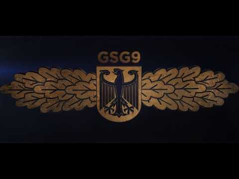 Special forces of the Federal Police of Germany GSG 9