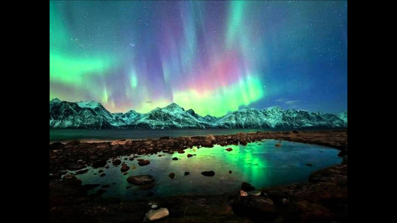 Love Magic Hd Live Wallpaper Aurora Boreale Magic Sound Spirit Youtube