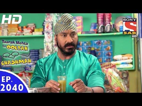 Taarak Mehta Ka Ooltah Chashmah - तारक मेहता - Episode 2040 - 5th October, 2016