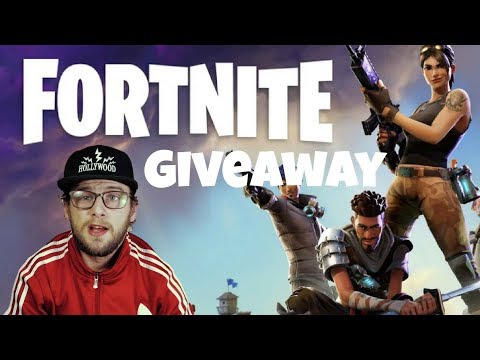 FORTNITE GIVEAWAY | CAN YOU PLAY FORTNITE IN CHINA
