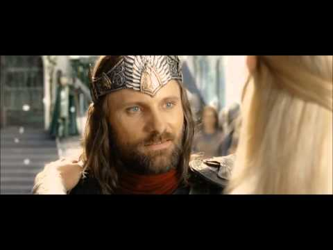 Aragorn's coronation - Alternative soundtrack - LOTR - Epic emotional music