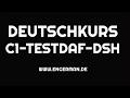 Deutschkurs für C1-TestDaF-DSH | Hörverstehen für Oberstufe #3