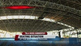 BMO Harris Pavilion Draws Mixed Reaction