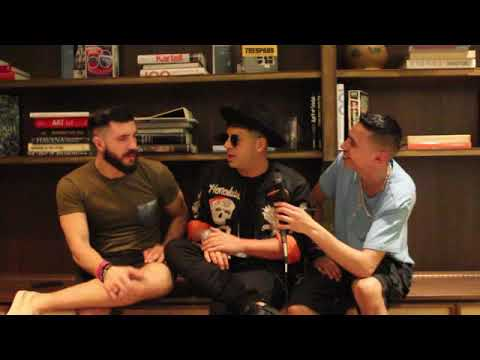 Timmy Trumpet Interview at Spinnin Sessions Pool Party