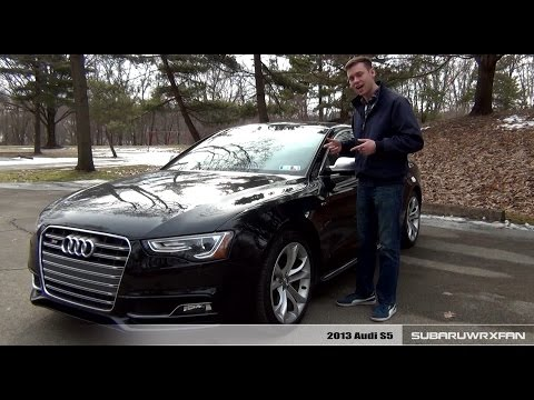 Review: 2013 Audi S5
