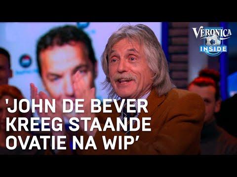 'John de Bever kreeg staande ovatie na wip met Anny Schilder'   VERONICA INSIDE