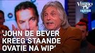 'John de Bever kreeg staande ovatie na wip met Anny Schilder' | VERONICA INSIDE