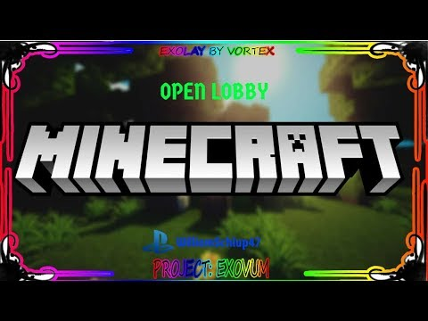 OPEN LOBBY{Minecraft S2} 1.6k Grind