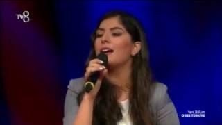 Seda Taş 'Arnavut Kaldırımı' O Ses Türkiye 2017 Video
