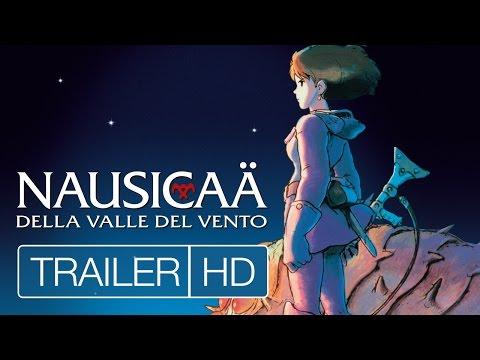 Nausicaä della Valle del Vento - Trailer HD   Evento speciale 5, 6, 7 ottobre