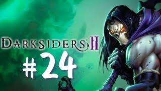 Darksiders 2 прохождение с Карном. Часть 24